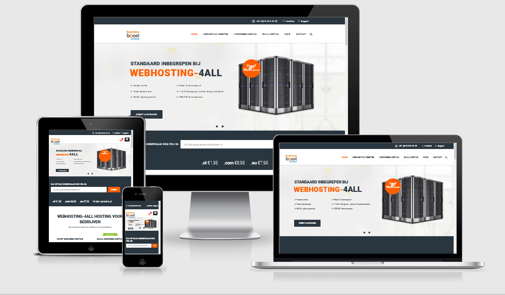 Webhosting-4all