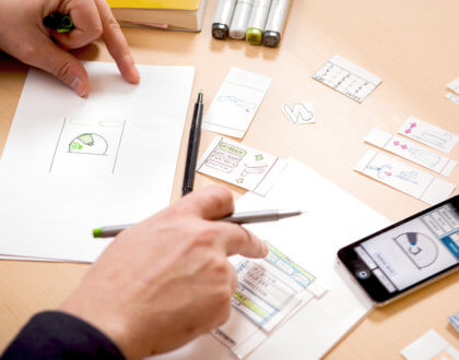ux design audit door webcare4all