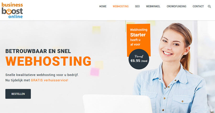 businessboostonline webhosting