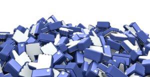 Facebook bedrijfspagina liken
