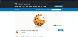 Cookie melding plugin 1